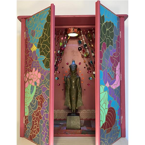 """Temple d'intérieur """"Perles Magiques"""""""